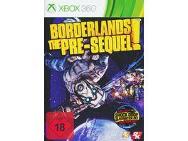 Borderlands The Pre Sequel