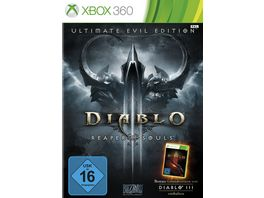 Diablo 3 Reaper of Souls Ultimate Evil Ed