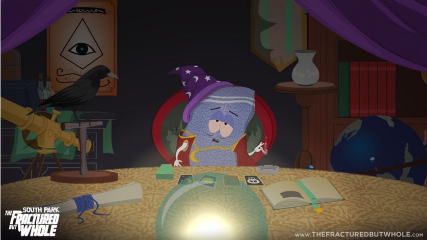 South Park Die rektakulaere Zerreissprobe