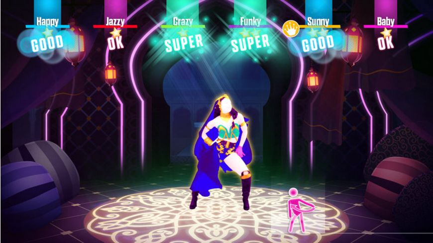 Just Dance 2018 Move