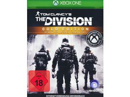Tom Clancy s The Division Gold Edition