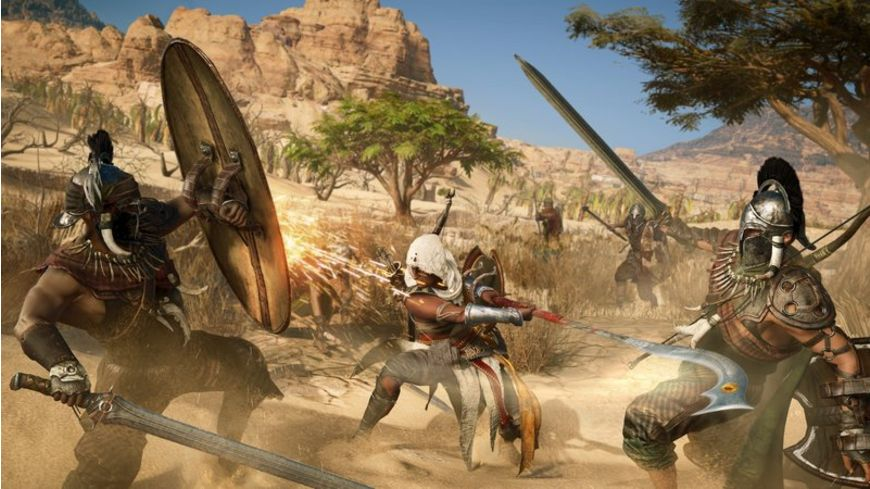 Assassin s Creed Origins Gold Edition