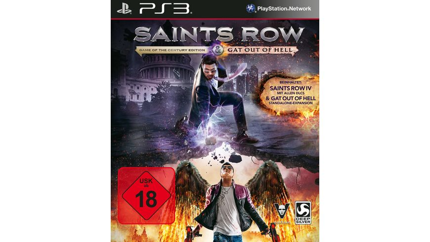 Saints Row IV Game of the Year Edition