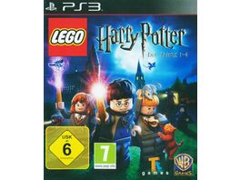 Lego Harry Potter Die Jahre 1 4