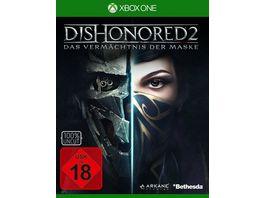 Dishonored 2 Das Vermaechtnis der Maske