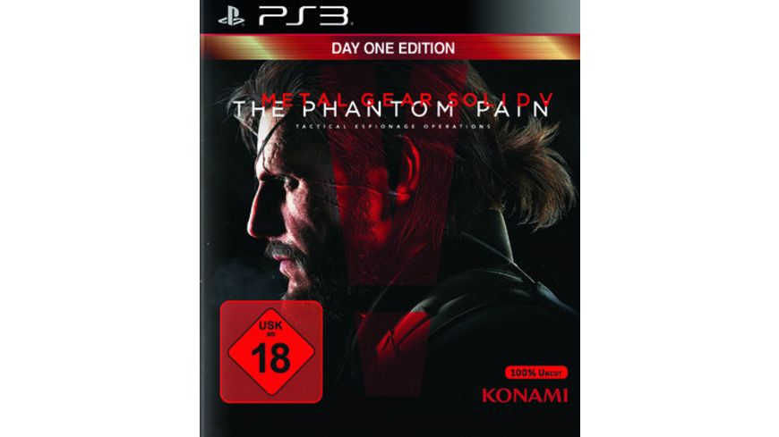 Metal Gear Solid 5 The Phantom Pain D1
