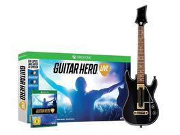 Guitar Hero Live inkl Gitarren Controller