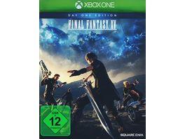 Final Fantasy XV Day One Edition