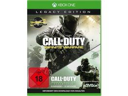 Call of Duty 13 Infinite Warfare Legacy Ed