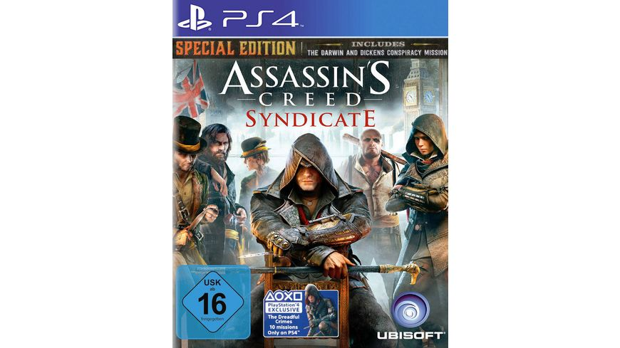 Assassin s Creed Syndicate Special Edition
