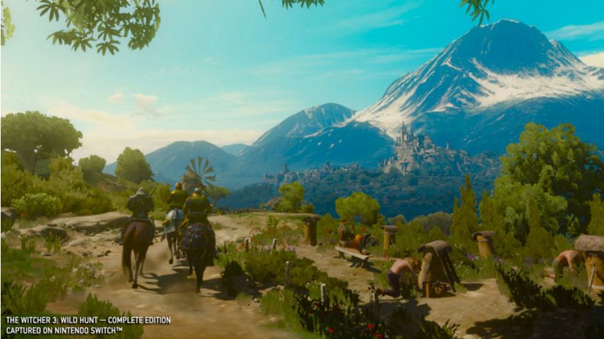 The Witcher 3 Wild Hunt GOTY