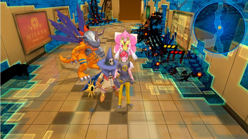 Digimon Story Cybersleuth