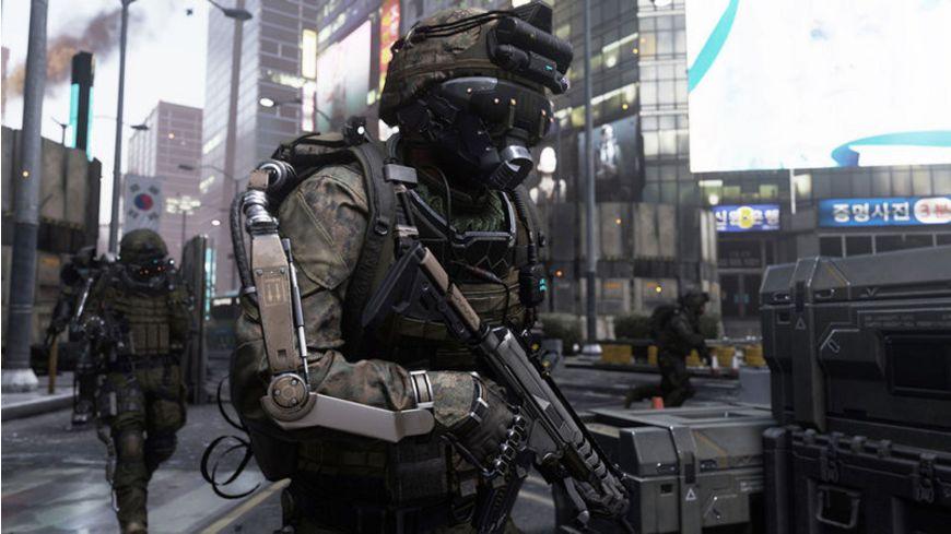 Call of Duty 11 Advanced Warfare