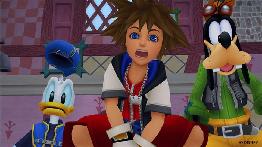 Kingdom Hearts HD 1 5 2 5 ReMIX
