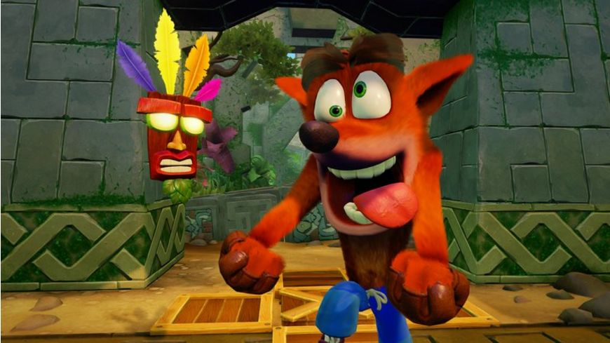 Crash Bandicoot N Sane Trilogy 2 Bonuslevel