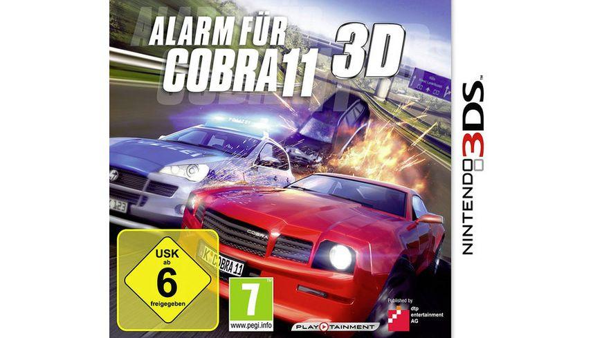 Alarm fuer Cobra 11 3D