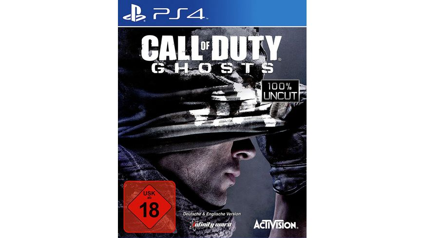 Call of Duty 10 Ghosts