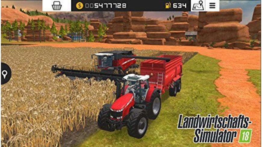 Landwirtschafts Simulator 18