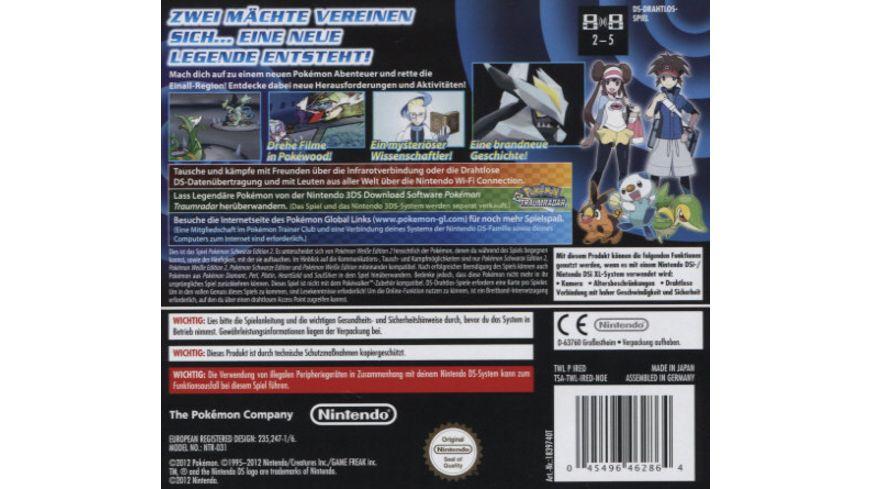 Pokemon Weisse Edition