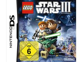 Lego Star Wars 3 The Clone Wars