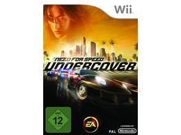 Need for Speed Undercover SWP