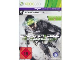 Splinter Cell Blacklist Tom Clancy