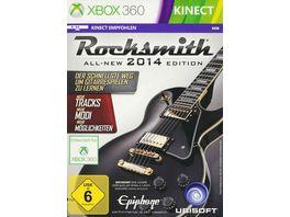 Rocksmith 2014 Edition Kabel