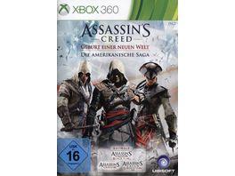 Assassin s Creed Geburt einer neuen Welt