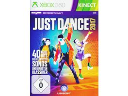 Just Dance 2017 Kinect