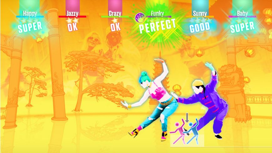 Just Dance 2018 Kinect
