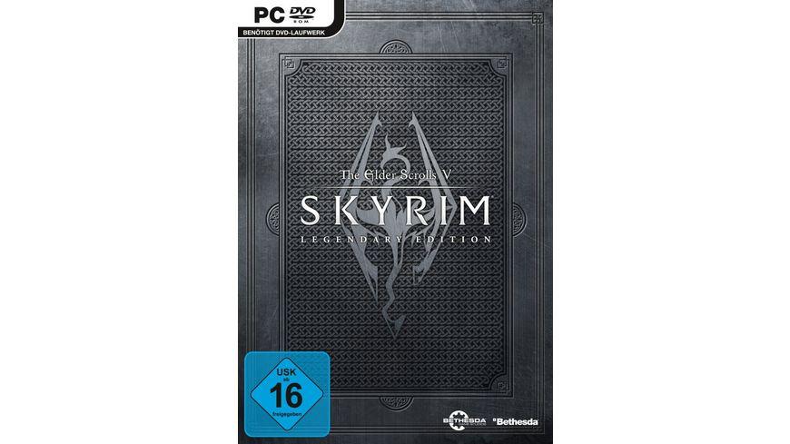 The Elder Scrolls V Skyrim Legendary Edition