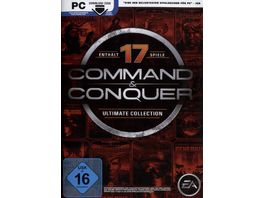 Command Conquer The Ultimate Collection