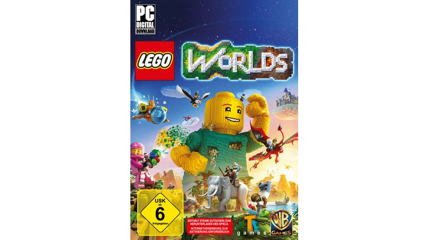 LEGO Worlds Downloadcode