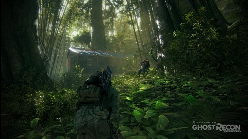 Tom Clancy s Ghost Recon Wildlands
