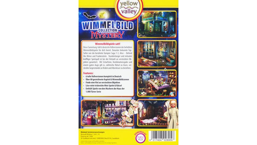 Wimmelbild Collection Mystery