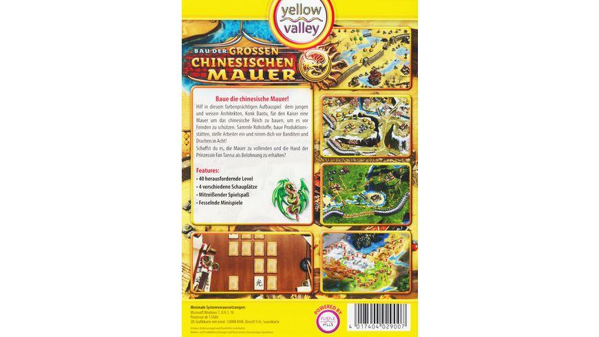 Bau der grossen Chinesischen Mauer