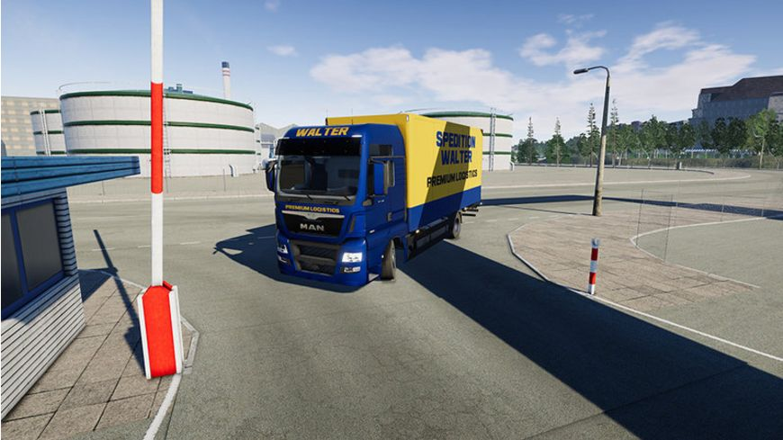 Truck Simulator On the Road
