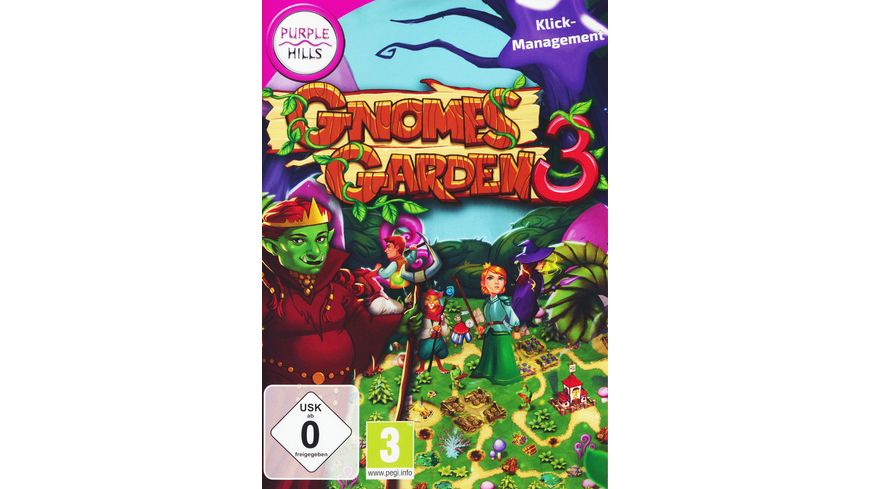 Gnome s Garden 3