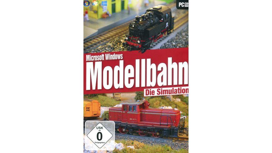 Modellbahn Die Simulation
