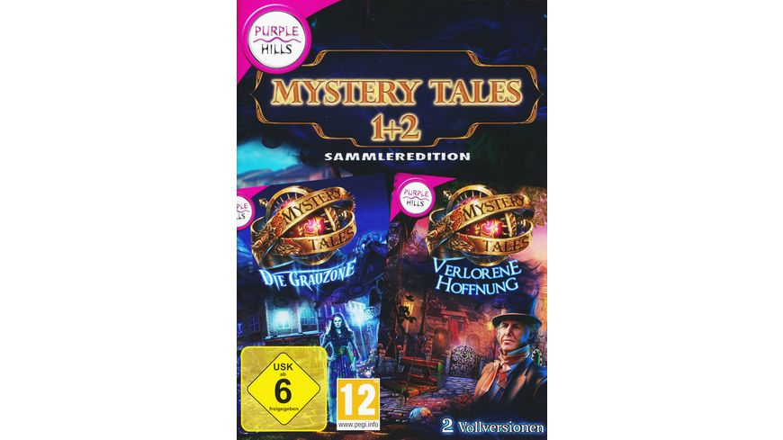 Mystery Tales 1 2