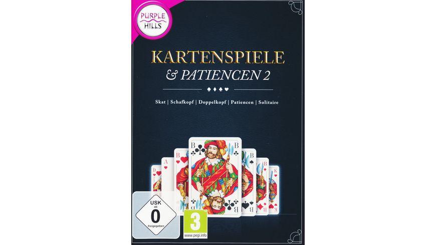 Kartenspiele Patiencen 2