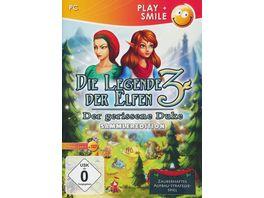 Die Legende der Elfen 3 Der gerissene Duke