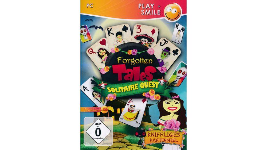 Forgotten Tales Solitaire Quest