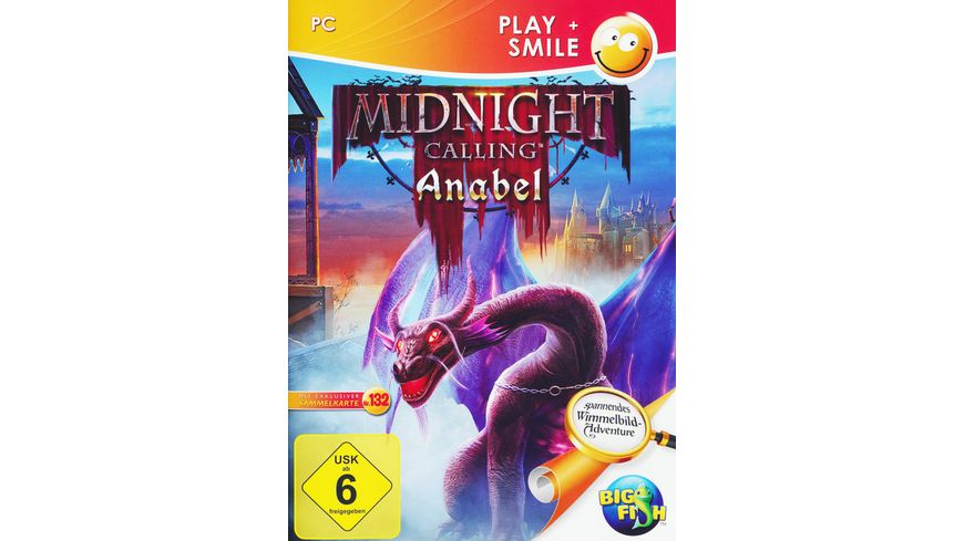 Midnight Calling Anabel