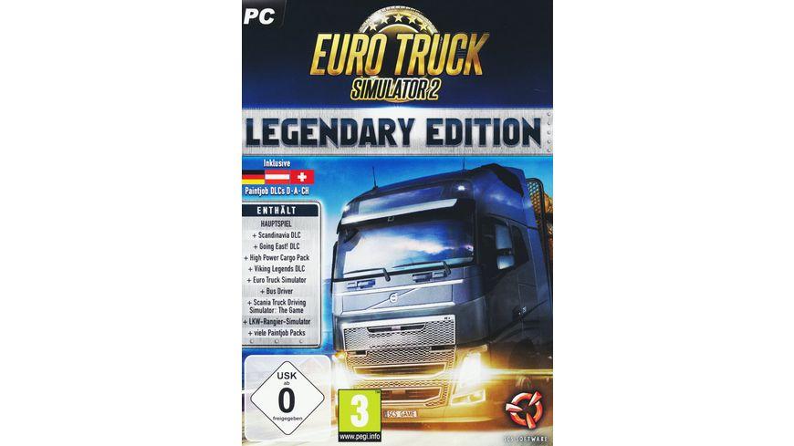 Euro Truck Simulator Legendary Edition