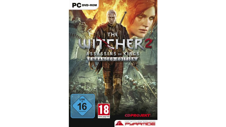 The Witcher 2 Assassins of Kings Enh Ed
