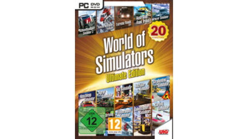 World of Simulators Ultimate Edition
