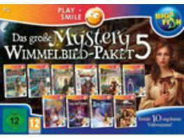 Das grosse Mystery Wimmelbild Paket 5