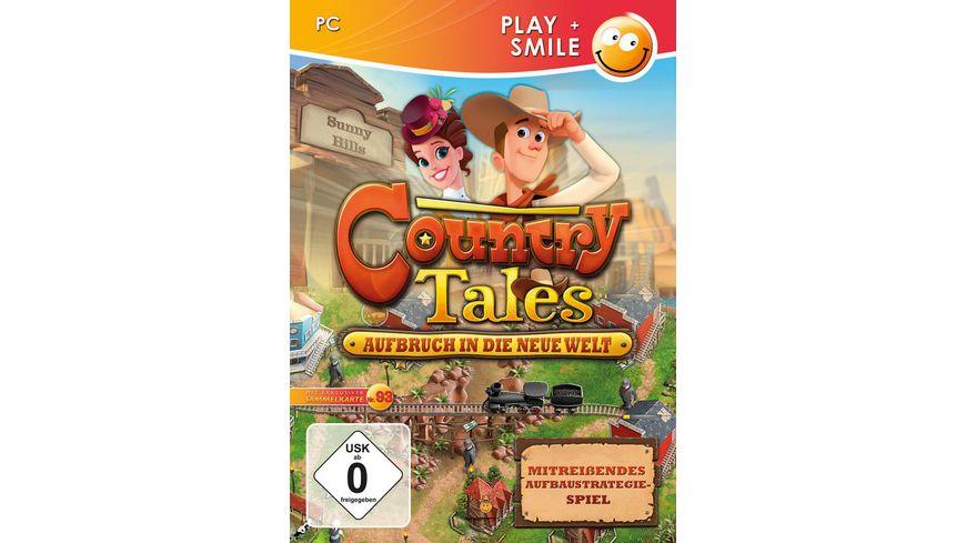 Country Tales Aufbruch in die neue Welt