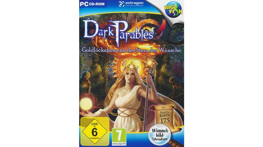 Dark Parables Goldloeckchen und der Stern der W